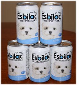 エスビアック・リキッド・子犬用ミルク